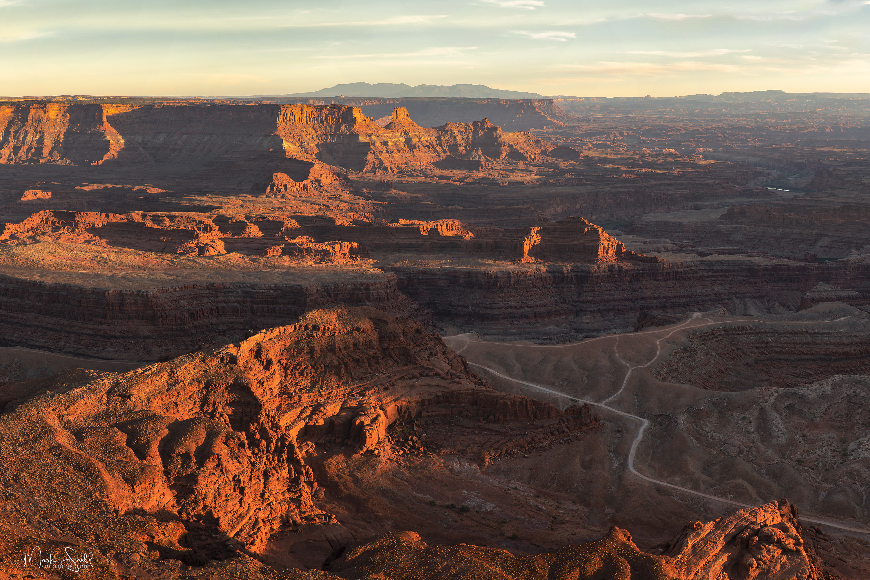 Dead Horse Point State Park sunset beaut