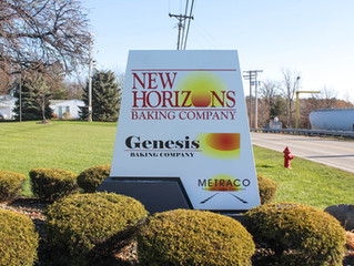 Norwalk Chosen for New Horizons Baking Company Expansion