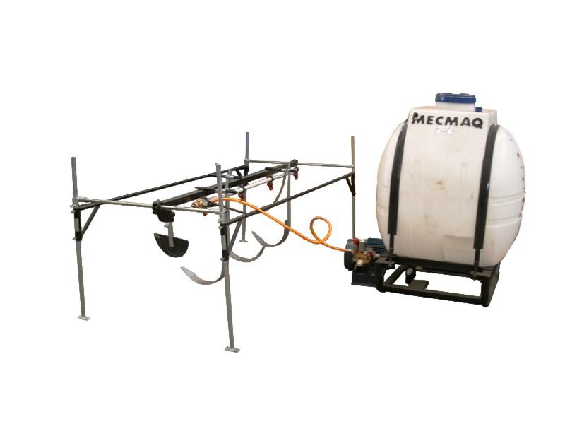 TGA: Controle de pragas líquido