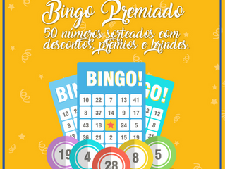 Promoção Bingo Premiado