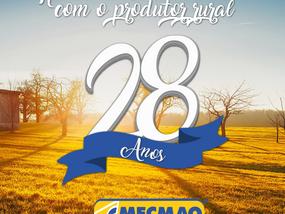 28 anos de Mecmaq