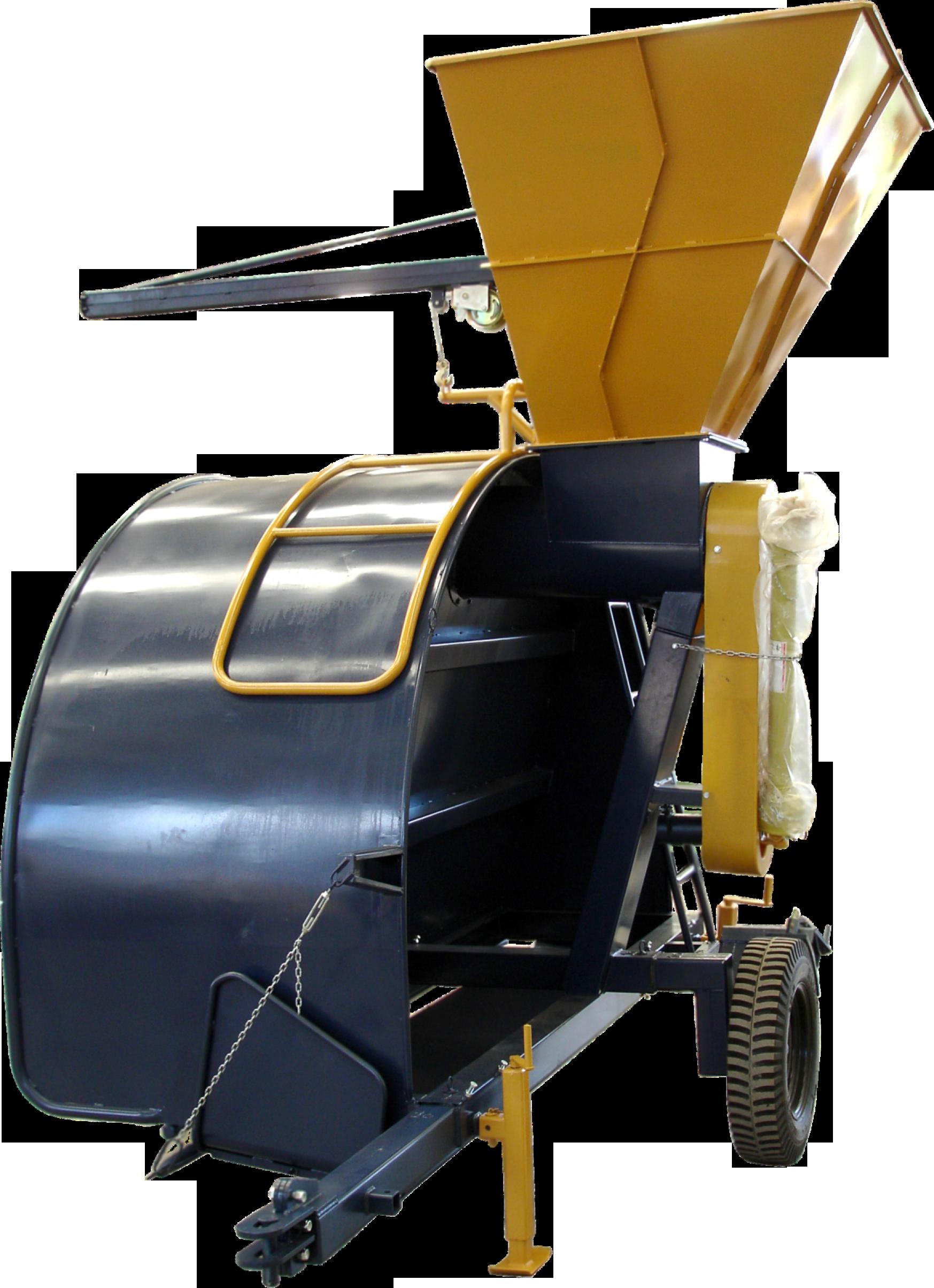 MecSilo: For storage of grains