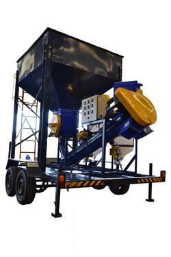 Turban Cart: Handles mobile seeds