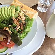 Blue Brie Salad