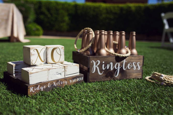 Real Wedding: Kelsey and Ridge