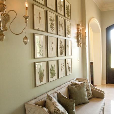 KMI Foyer / Gallery Wall
