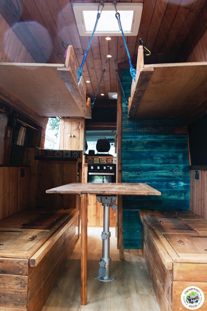 Quirky Family Van