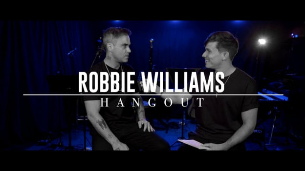 Robbie Williams Hangout  Broadcast via Channel 4 Music.