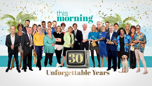 This Morning - 30 Unforgettable Years  This Morning – 30 Unforgettable Years tells the story of a show which has become a national institution. This 1 x 90 minute special TV event for peak promises to explore the legacy of one of the country's longest running and most famous shows.  Broadcast via ITV1 at 7:30pm on Tuesday 2nd October 2018.  Cut on Avid at Envy & Television Center, London.