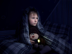 Сказка для сна, если ребенок боится темноты