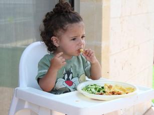 Терапевтическая сказка, чтобы ребенок кушал