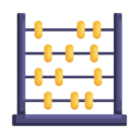 education_school_math_maths_abacus_icon_