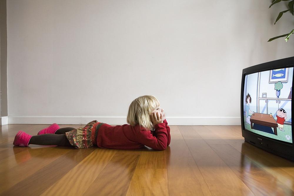 Терапевтическая сказка, чтобы ребенок меньше смотрел телевизор
