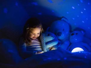 Терапевтическая сказка от страха темноты