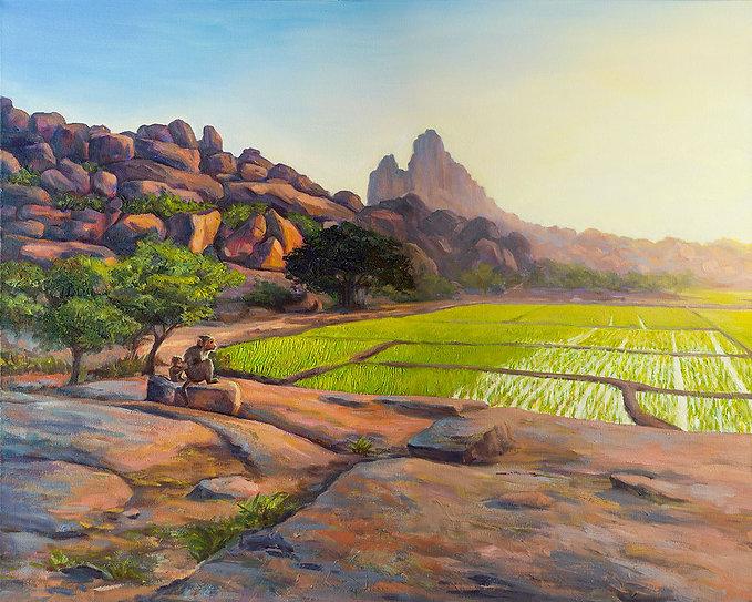 Beyond Reach, Fei Lu Art