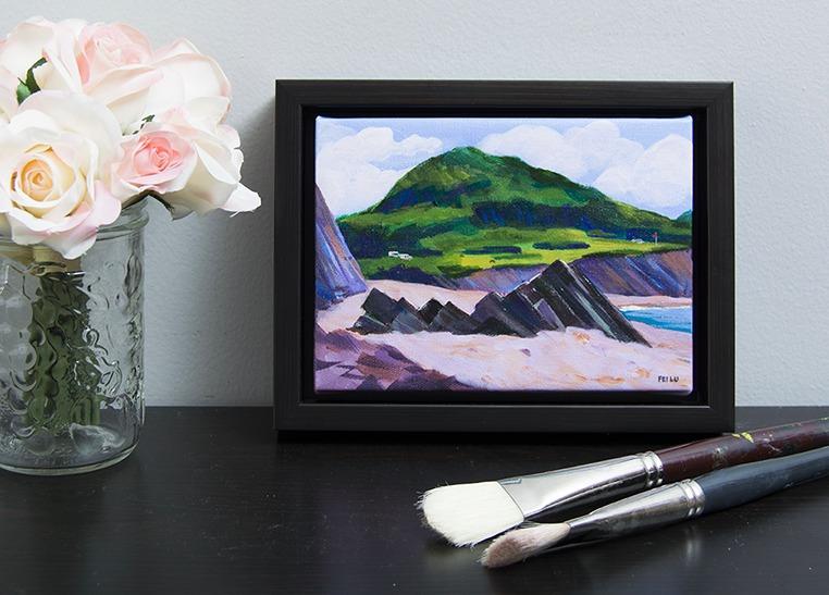 Mini Landscape of Cape Breton