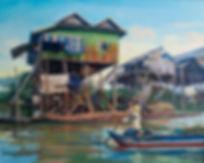 Skyward Haven, Fei Lu Art