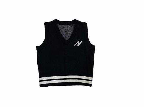 Logo Sweater Vest