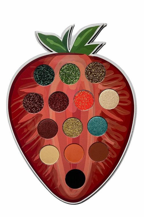 Strawberry Palette