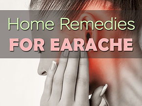 Home Remedies For Earache Prophesyagain