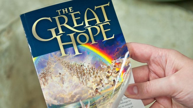 First The Great Hope, now the General Conference Publishes