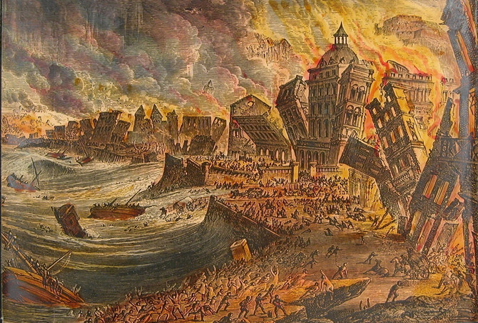 This Day in History: November 1, 1755 Lisbon Earthquake on All Saints' Day