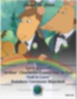 'Arthur' God is Love_ Rainbow Covenant H