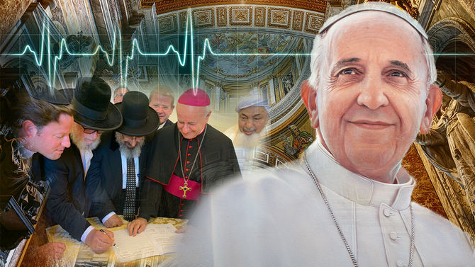 Mercy Killing vs Killing without Mercy. Another Coverup: Jews, Muslims, Christians Unite with Popery