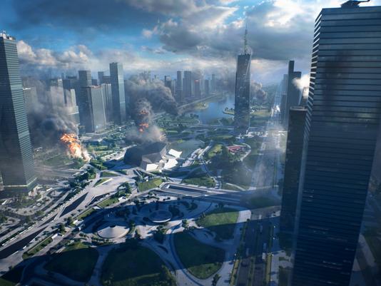 Details on New Battlefield 2042 Game Mode: Hazard Zone