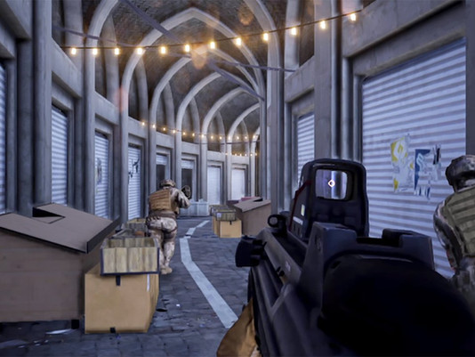 Battlefield Mobile Gameplay Leak