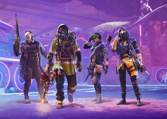 Ubisoft Announces F2P Arena Shooter - XDefiant