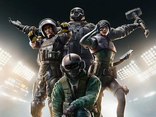 R6 Siege: Rainbow Report