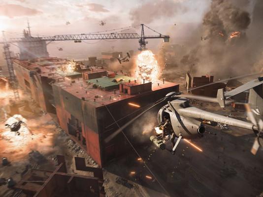 Battlefield 2042 Devs Hint at Battle Royale Mode