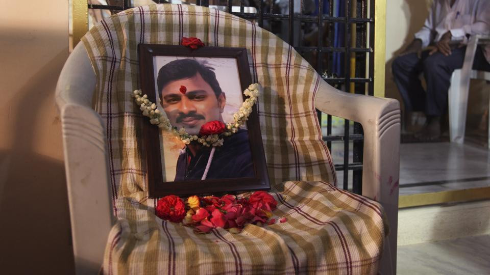 Srinivas Kuchibhotla memorial