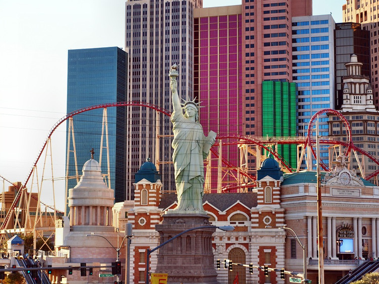 Vegas Indulgences by Noriko Nakada