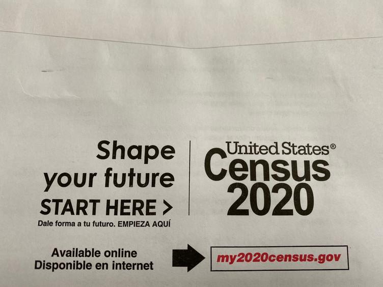 Census 2020: A Quiz by Désirée Zamorano