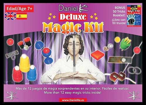 DK Set de Magia / Magic Kit