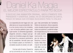"""Revista """"Novias Cantabria"""""""