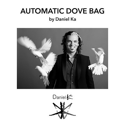 Automatic Dove Bag by Daniel Ka