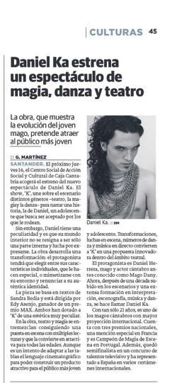 El Diario Montañés - 2010