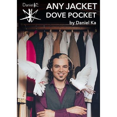 Any Jacket Dove Pocket