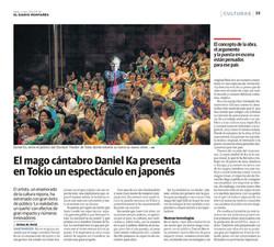 El Diario Montañés - 9 mayo 2018