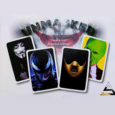Unmasked by Arkadio & Solange