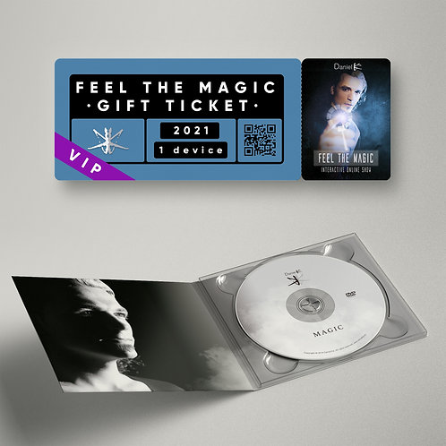 """Feel the Magic"" · GIFT PACK"
