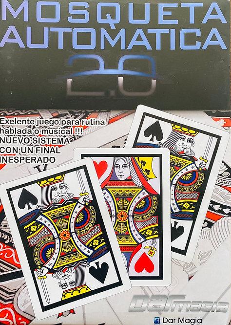 Three Card Monte 2.0