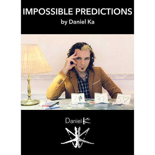 CLOSE UP VERSION - Impossible Predictions by Daniel Ka