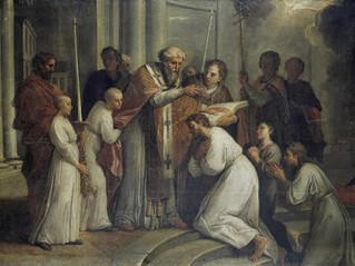 24 de Abril : Dia da Conversão de Santo Agostinho.
