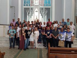 Encontro anual das Fraternidades Agostinianas Leigas.