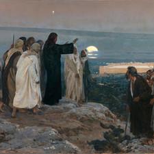 O significado Litúrgico do Domingo de Ramos.