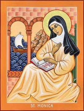 27 de Agosto: Dia de Santa Mônica
